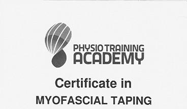 Myofascial Taping